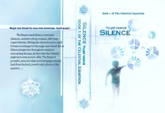 Check out Silence's (finally) finished cover!!!
